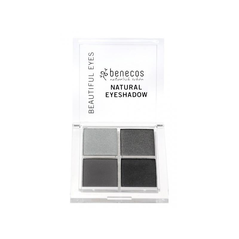 "Benecos Natural Quattro lauvärv ""smokey eyes"" 003"