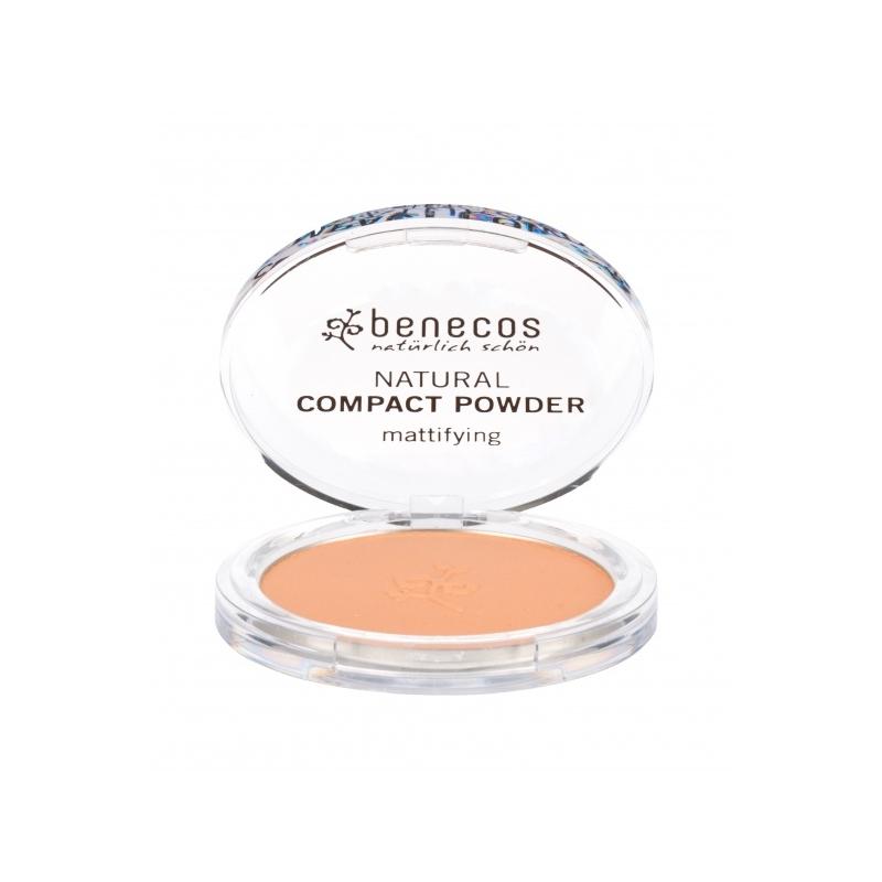 """Benecos Natural kompaktpuuder """"beige"""""""