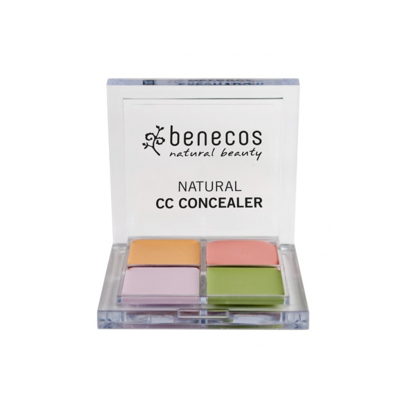 Benecos Natural CC peitekreemide palett