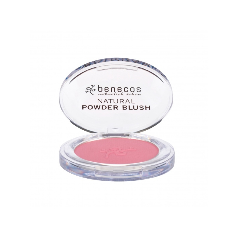 """Benecos Natural põsepuna """"mallow rose"""""""