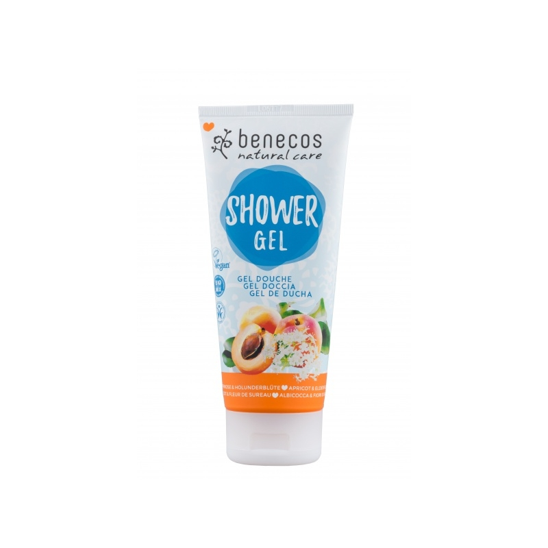 Benecos dušigeel aprikoos 778