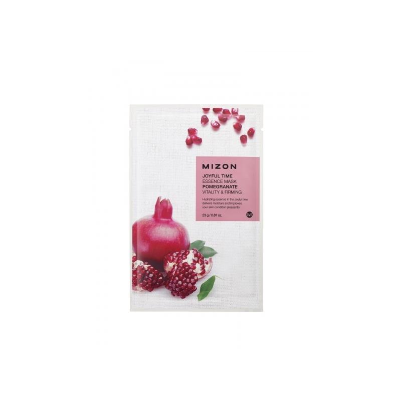 Mizon Joyful Time Essence Pomegranate näomask
