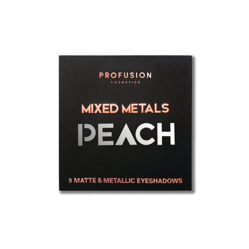 Profusion Mixed Metals Peach meigipalett 6856-2C