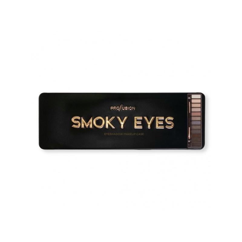 Profusion Smoky Eyes lauvärvipalett 6874-11C