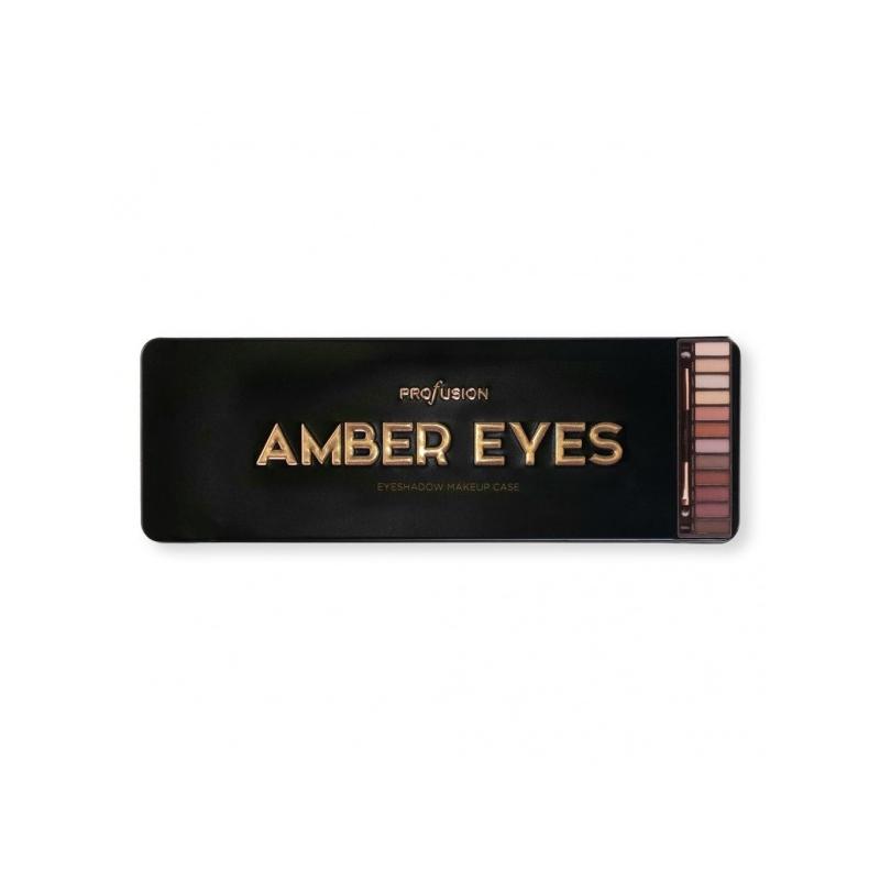 Profusion Amber Eyes lauvärvipalett 6874-11B