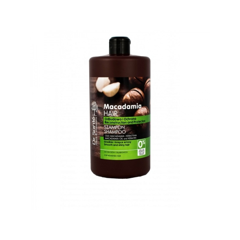 Dr. Sante šampoon makadaamiaõliga 148