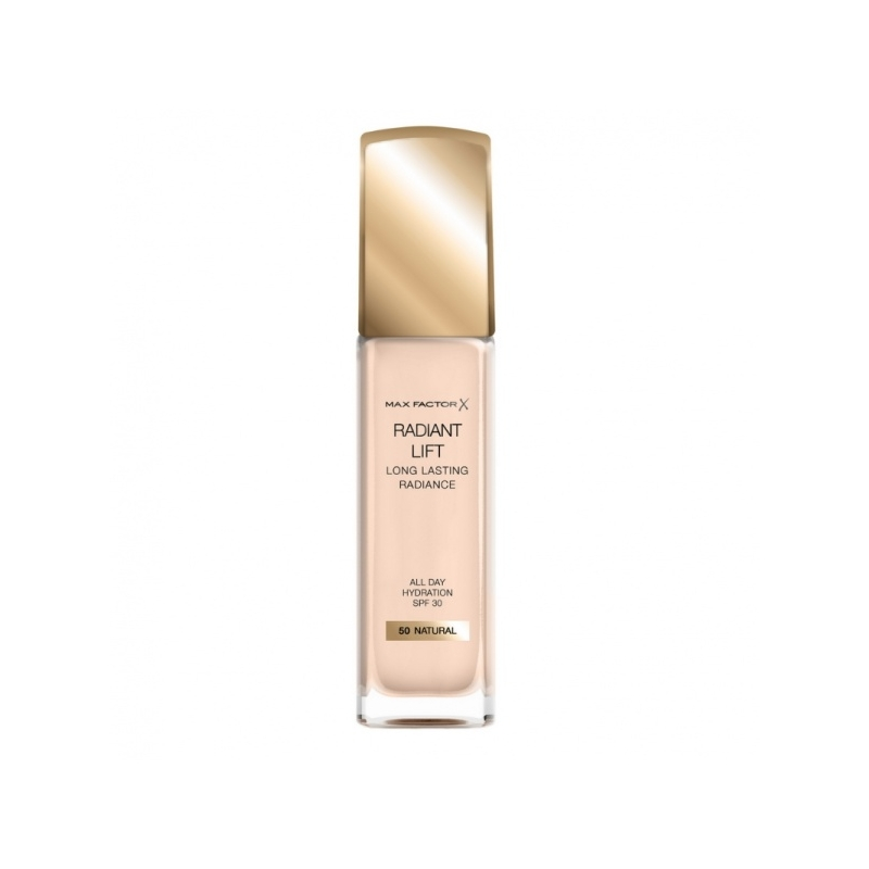 Max Factor Radiant Lift Long Lasting Foundation 050 Natural jumestuskreem