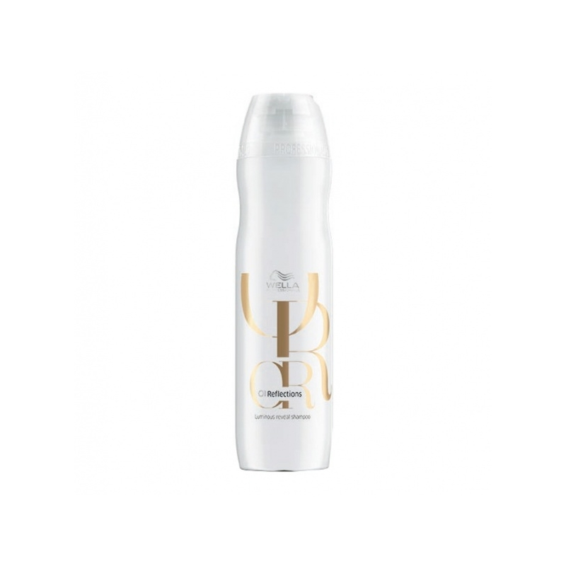 Wella Profesionals Luminous Reveal sära vallandav šampoon