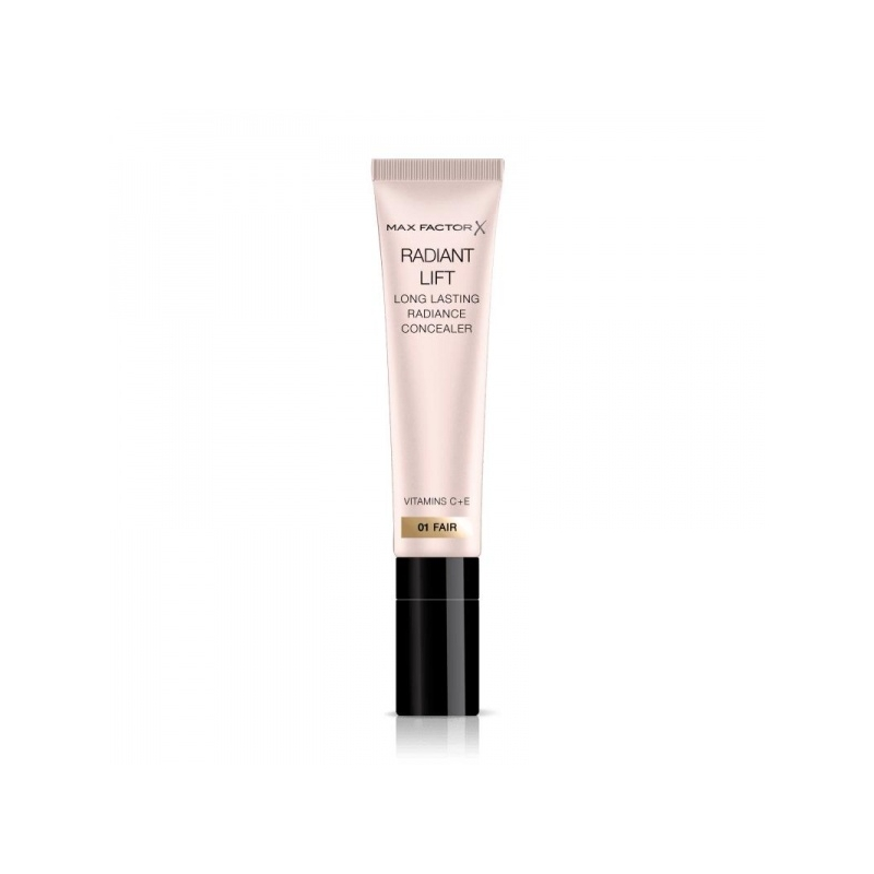 "Max Factor Radiant Lift Concealer peitekreem 01 ""fair"""