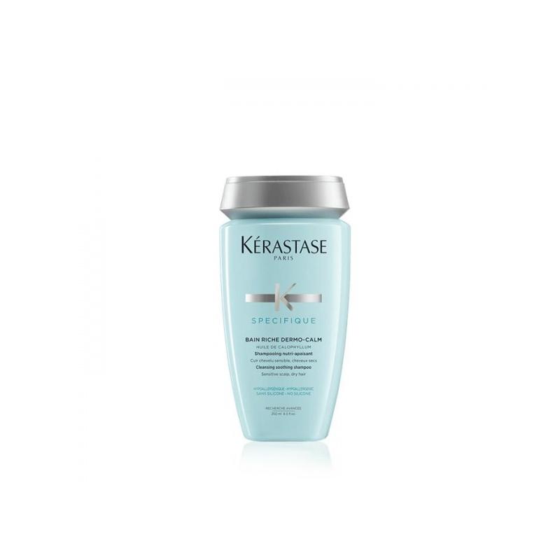 Kerastase Bain Riche Dermo-Calm rahustav šampoon peanahale