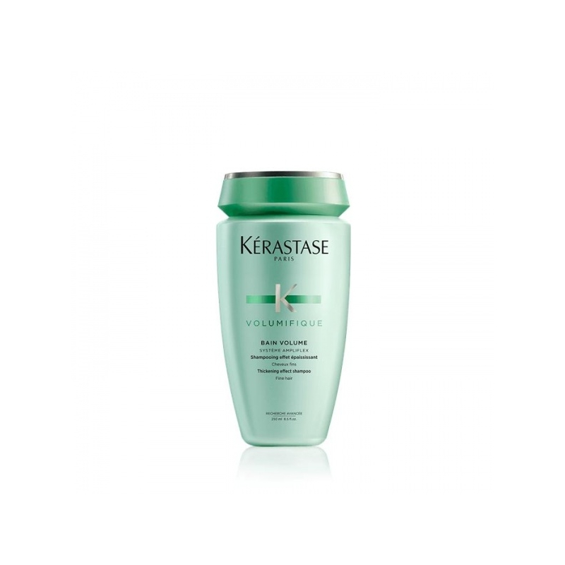 Kerastase Bain Volumifique šampoon õhukestele juustele
