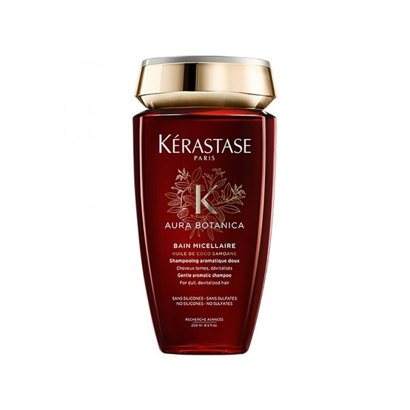 Kerastase Aura Botanica Bain Micellaire aromaatne šampoon tuhmidele ja nõrgestatud juustele