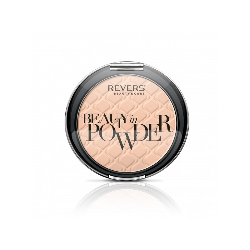 Revers Beauty in Powder Glamour kompaktpuuder 02