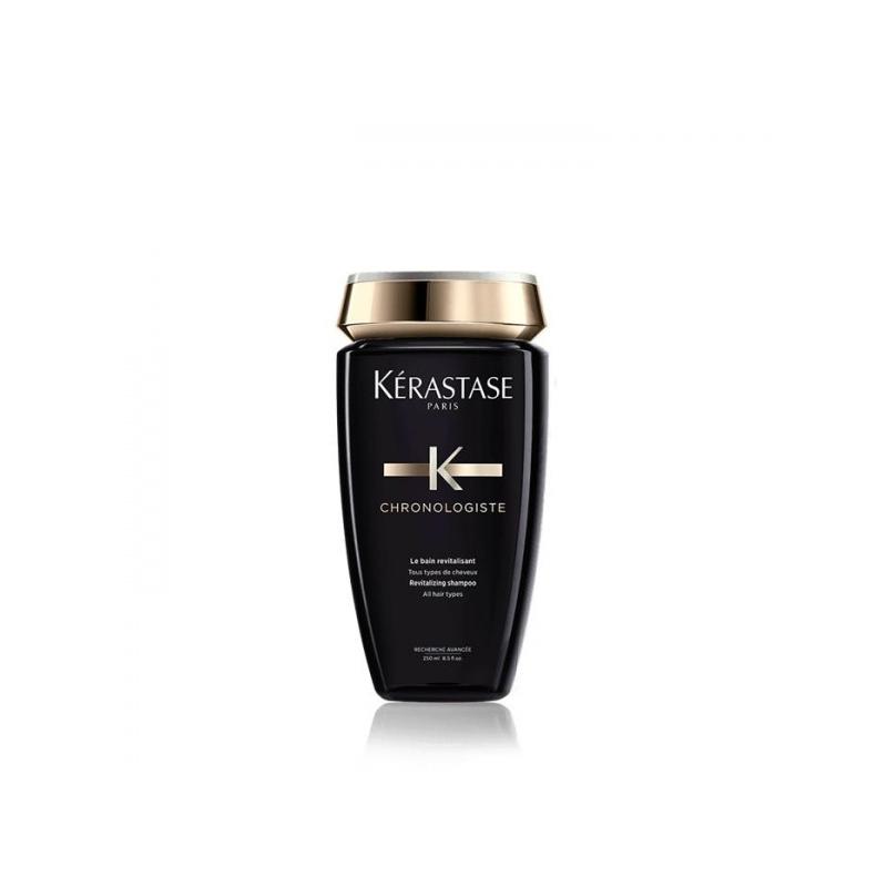 Kerastase Chronologiste Bain Revitalisant puhastav ja elujõudu taastav šampoon