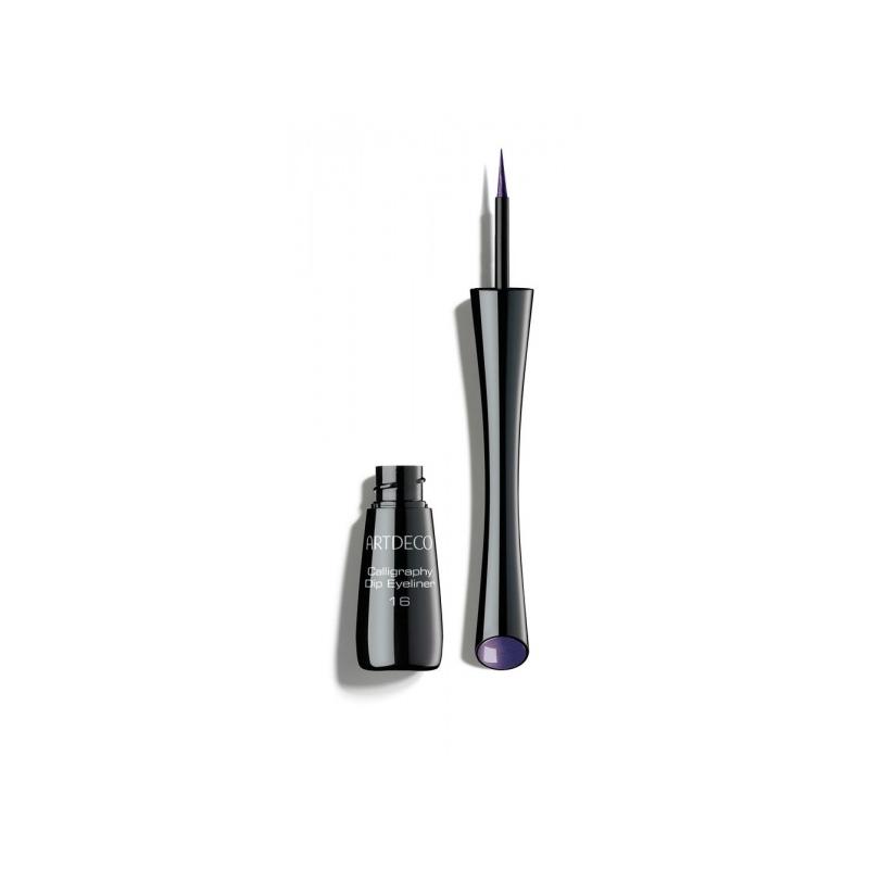 "Artdeco Calligraphy Dip Eyeliner silmalainer 16 ""galactic violet"" 2581.16"