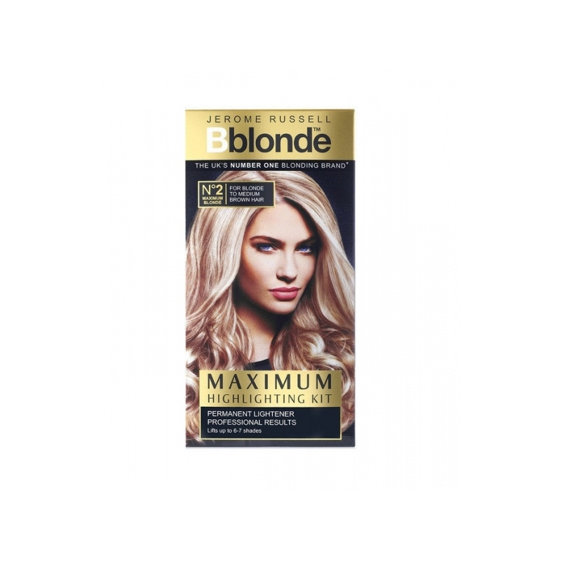 Jerome Russell Bblonde Highlighting Kit triibutaja nr 2