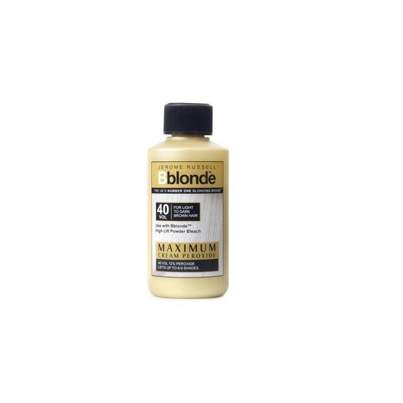 Jerome Russell Bblonde Cream Peroxide vesinikemulsioon 12%