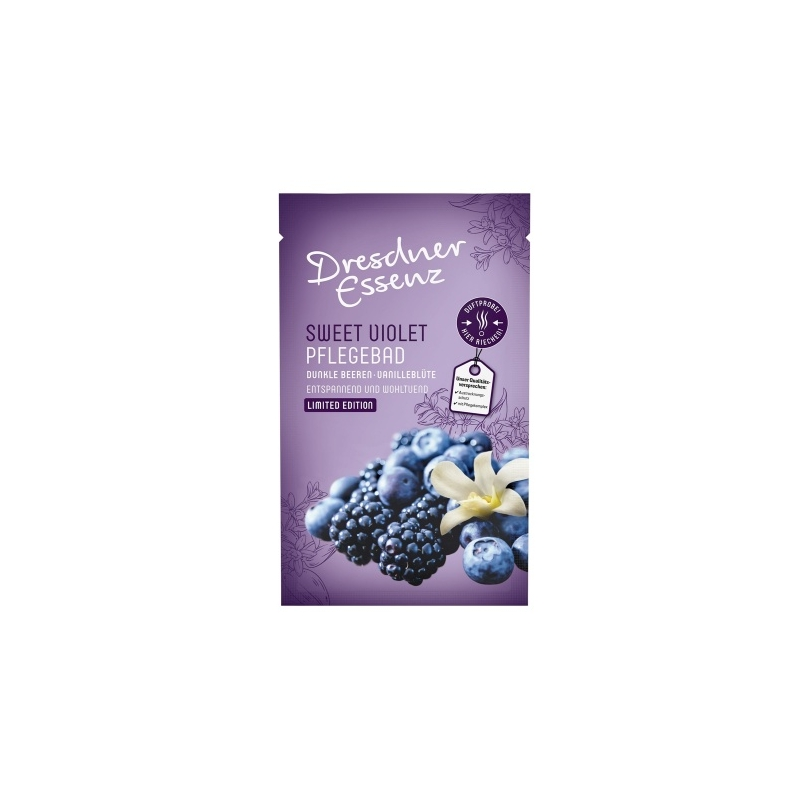 Dresdner Essenz Sweet Violet vannisool