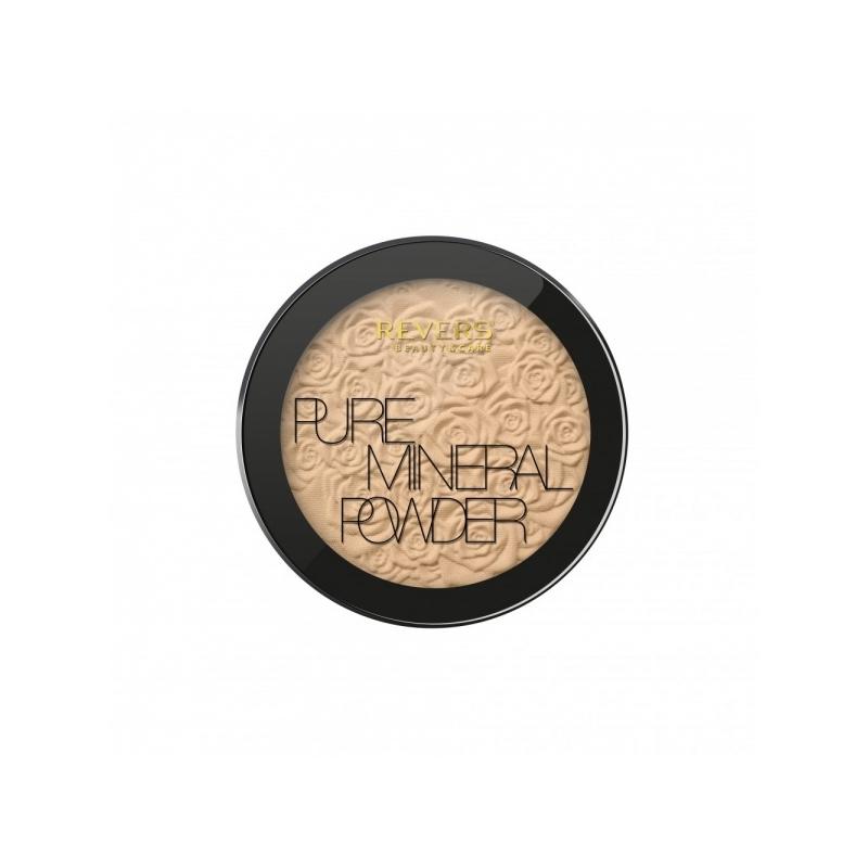 Revers Pure Mineral kompaktpuuder 04