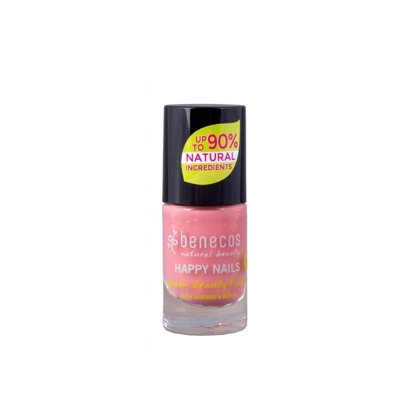 "Benecos Happy Nails küünelakk 5ml ""bubble gum"""