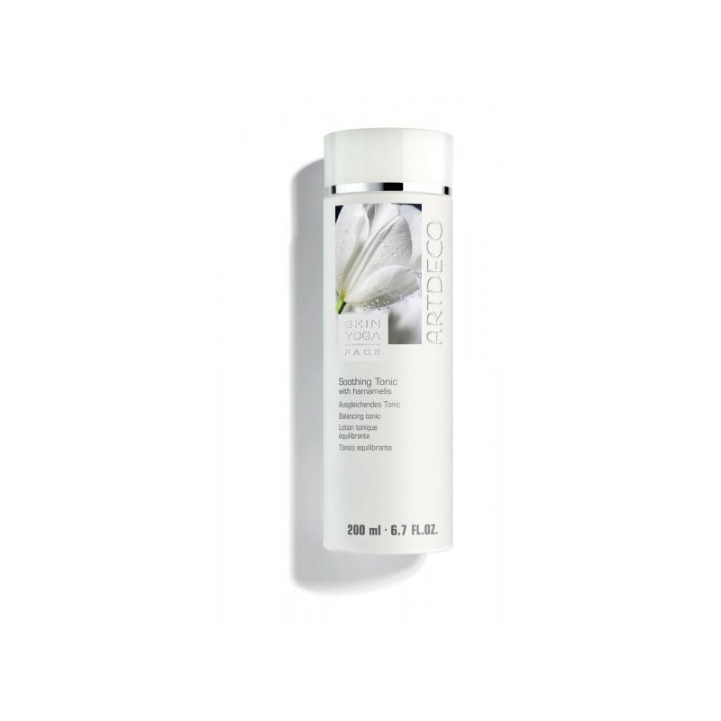 Artdeco Skin Yoga Shooting Tonic näovesi hamameelis 63902