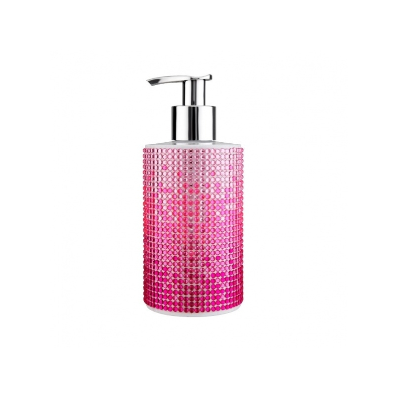 "Vivian Gray vedelseep kristallidega ""pink"""