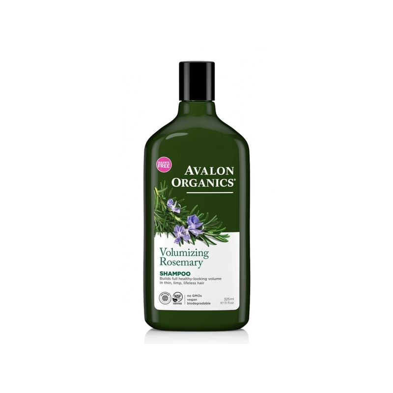 Avalon Organics Volumizing šampoon rosmariiniga