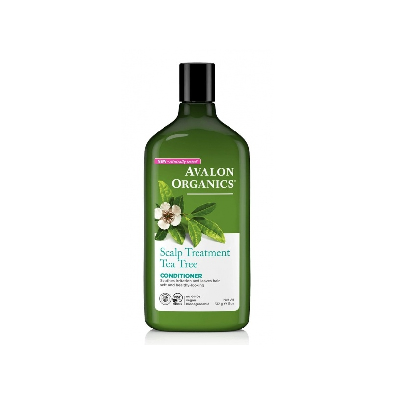 Avalon Organics Scalp Treatment palsam teepuuõliga