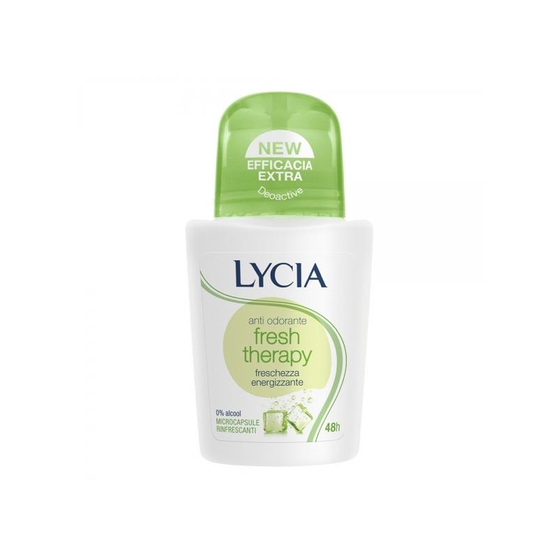 Lycia Fresh Therapy roll-on higilõhna neutraliseerija