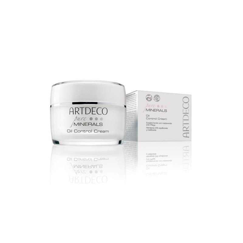 Artdeco Pure Minerals Oil Control Cream näokreem 67404