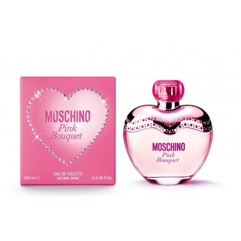MOSCHINO PINK BOUQUET EDT 50 ML