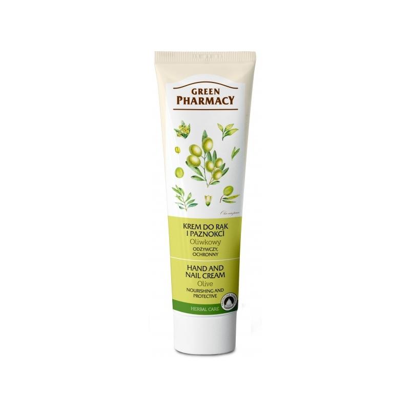 Green Pharmacy kätekreem oliiv 414