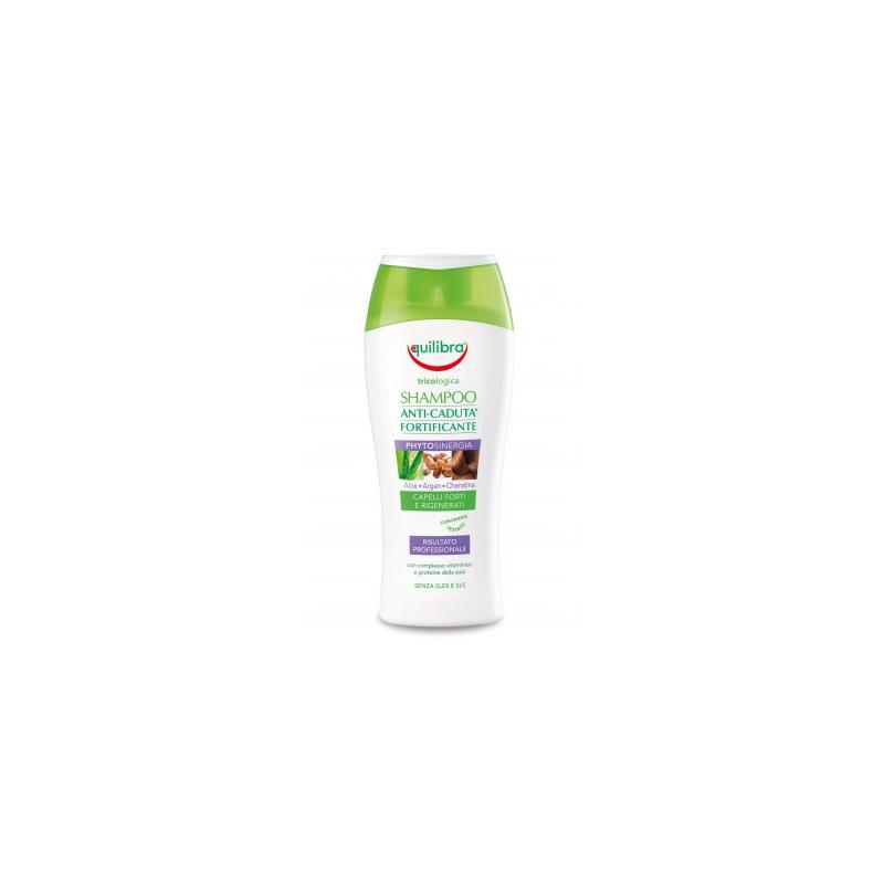 Equilibra Aloe juuste väljalangemisvastane ja tugevdav šampoon