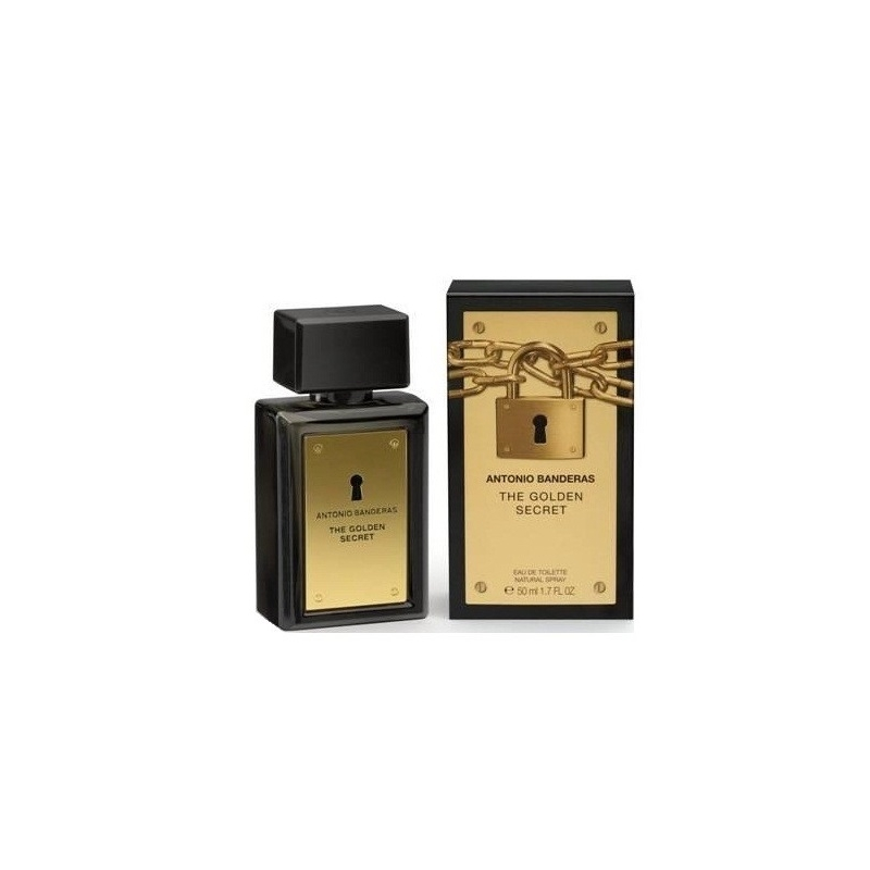 Antonio Banderas Golden Secret Eau de Toiltette 50 ml