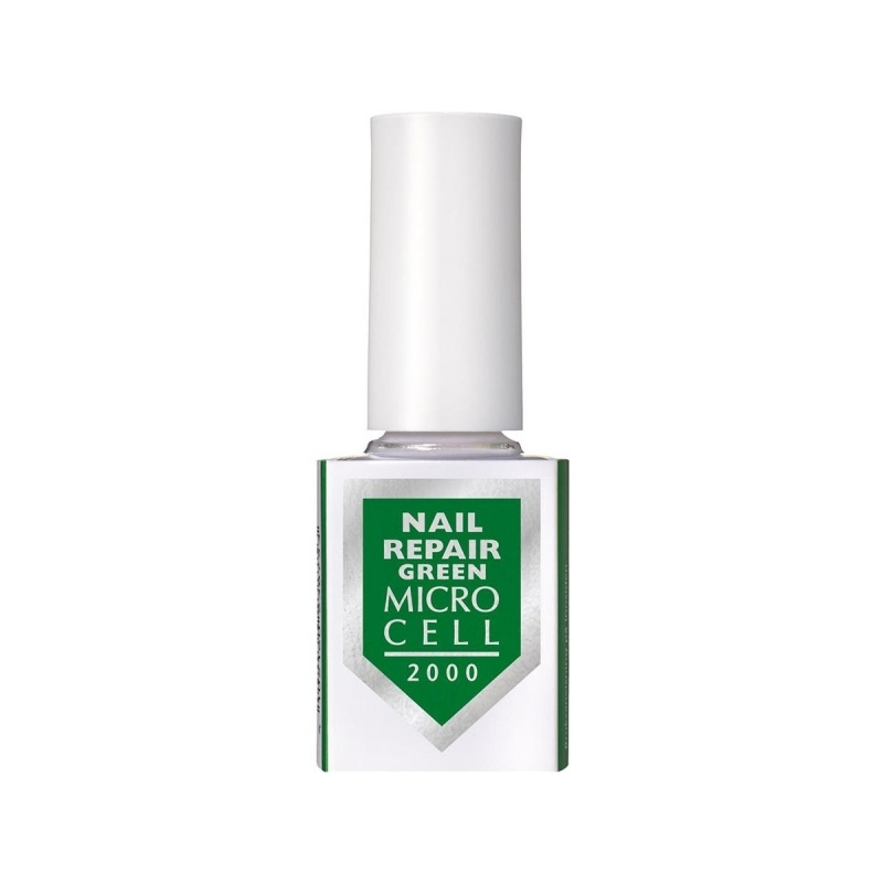 Micro Cell küünetaastuslakk F6 Green 12 ml