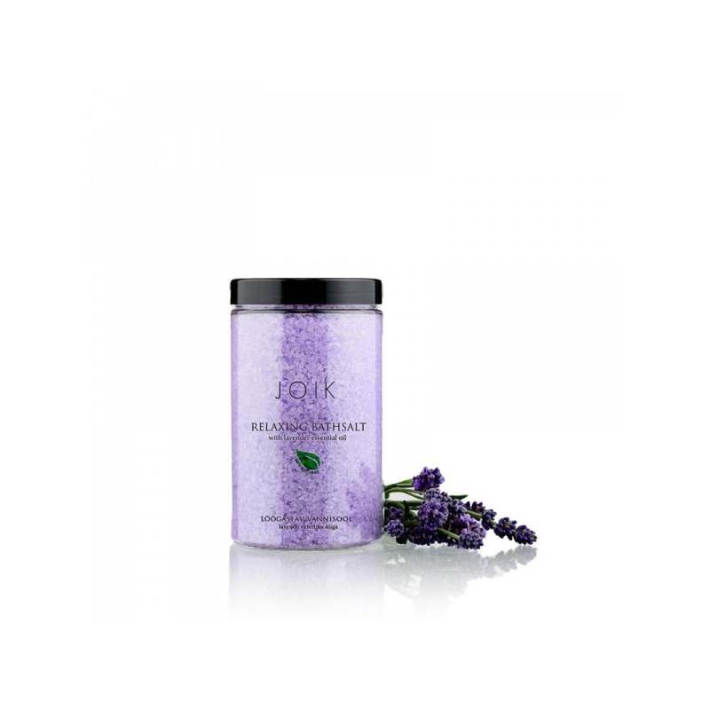 Joik lõõgastav vannisool lavendli eeterliku õliga