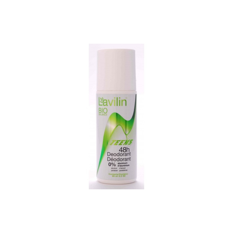 LAVILIN DEO-ROLL 48H TEENS 65 ML