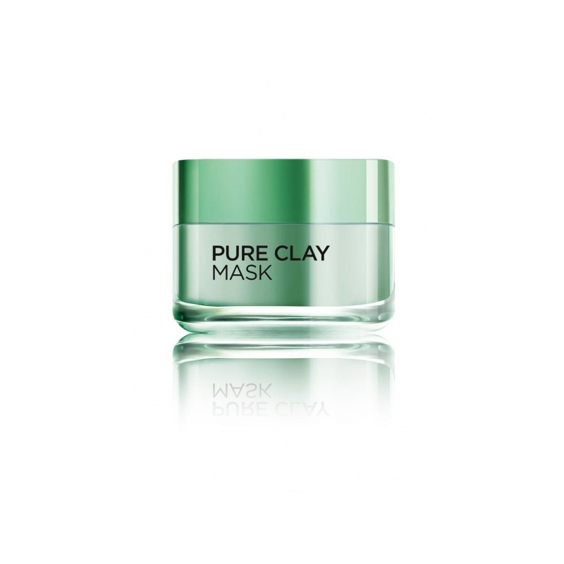 L`Oreal Pure Clay Purity näomask