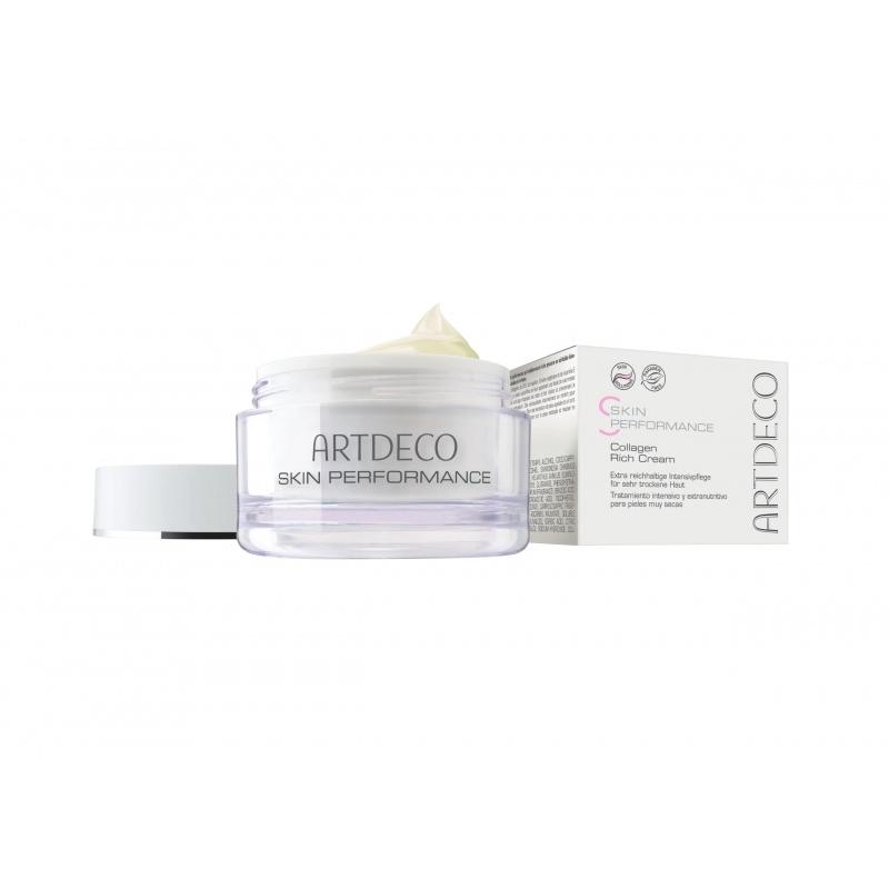 Artdeco Skin Performance Collagen Rich Cream kollageeniga kreem väga kuivale nahale 67405