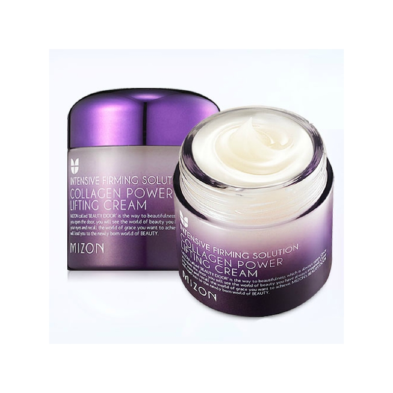 Mizon Collagen Power Lifting Cream, pinguldav kollageenikreem