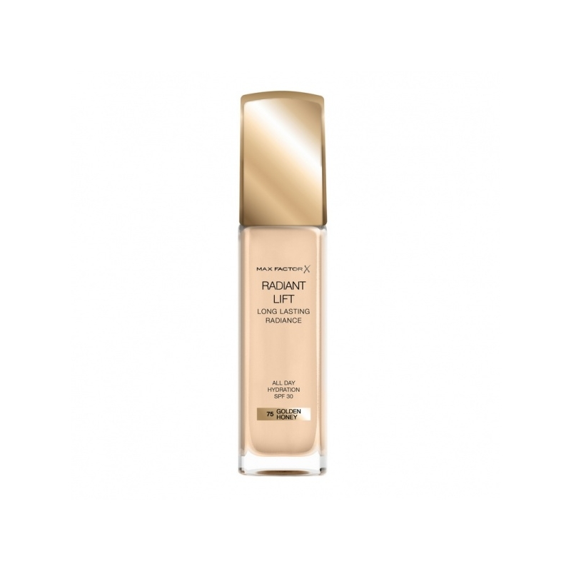 Max Factor Radiant Lift Long Lasting Foundation 075 Golden Honey jumestuskreem