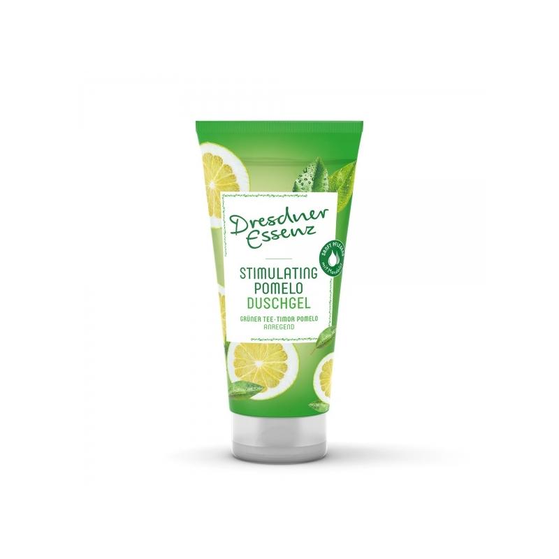 Dresdner Essenz dušigeel roheline tee-pomelo
