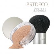 Artdeco mineraalpuuder ja pintsel 340,6055.3