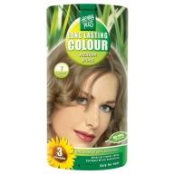 Henna Plus Long Lasting Colour juuksevärv 7 medium blond