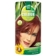 Henna Plus Long Lasting Colour juuksevärv 7.46 copper red