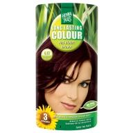 Henna Plus Long Lasting Colour juuksevärv 4.67 red violet brown