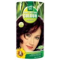Henna Plus Long Lasting Colour juuksevärv 3.67 burgundy
