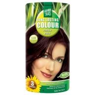 Henna Plus Long Lasting Colour juuksevärv  2.66 reddish black