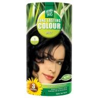 Henna Plus Long Lasting Colour juuksevärv 1 black