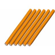 Papiljotid Comair oranzid 6 tk